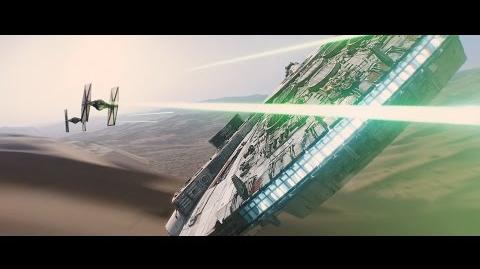 Star Wars Das Erwachen der Macht - Teaser