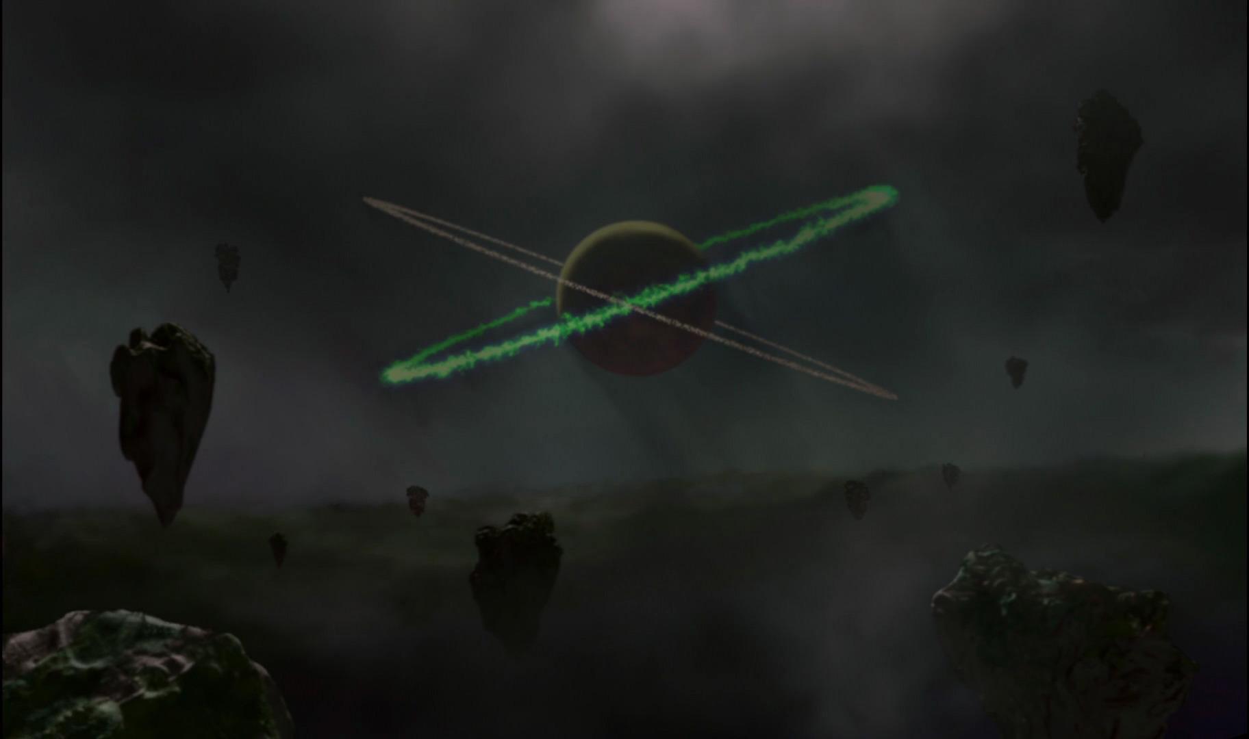 Treasure Planet (location)