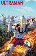 Ultraman Marvel teaser