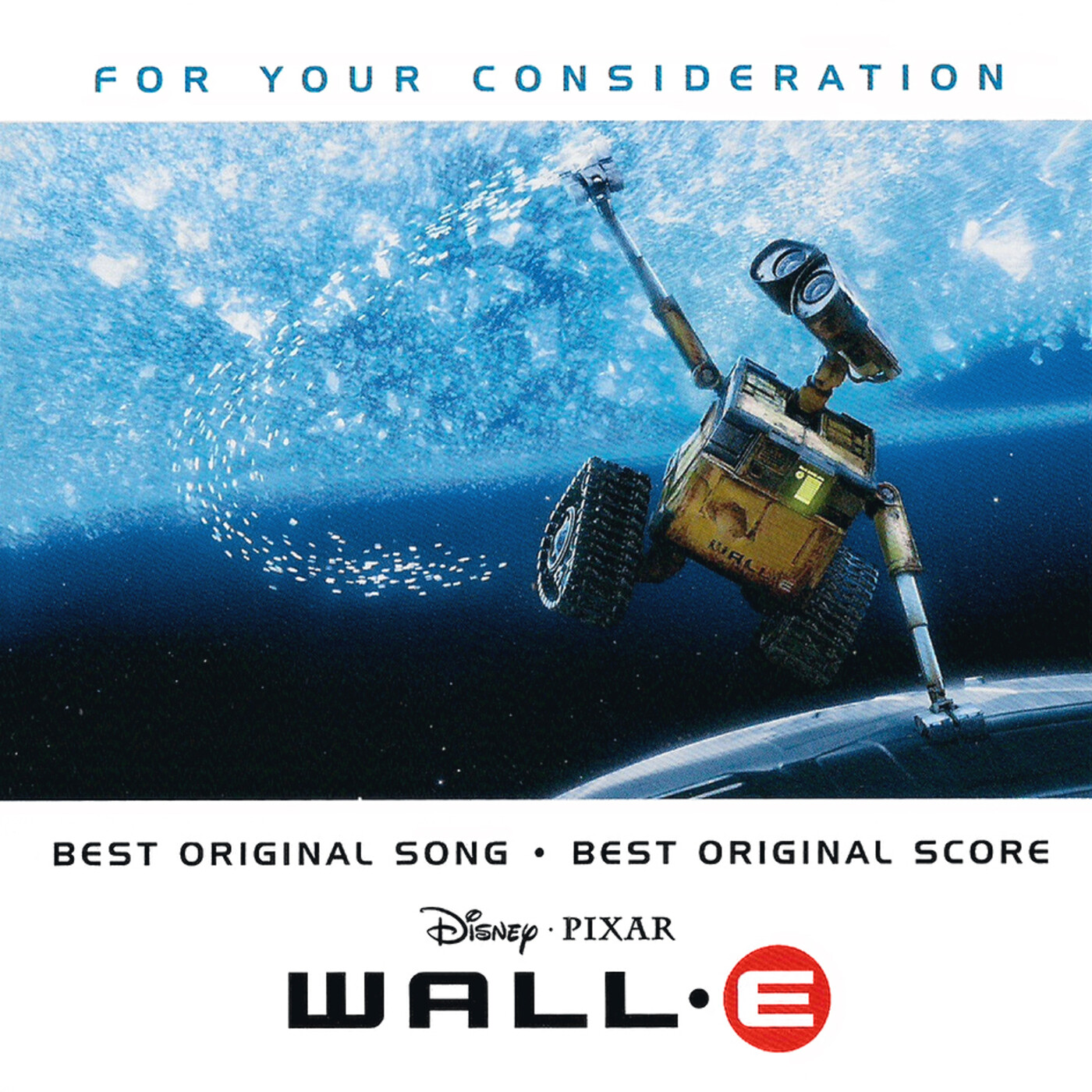 WALL-E (For Your Consideration Promo)