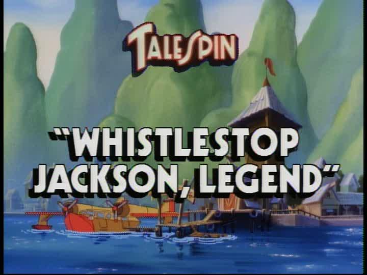 Whistlestop Jackson, Legend