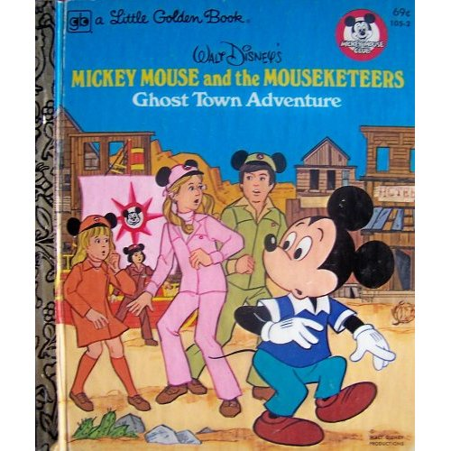 Mickey Mouse and the Mouseketeers: Ghost Town Adventure