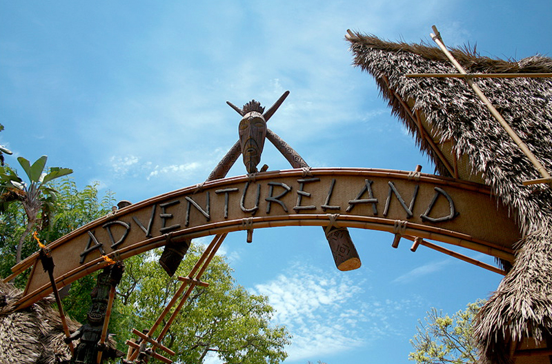 Adventureland Disneyland Disney Wiki Fandom