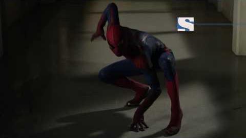 Canal Sony Homem-Aranha De Volta Ao Lar - Por trás da máscara