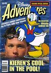 Disney adventures magazine australian cover summer 1997 kieran perkins
