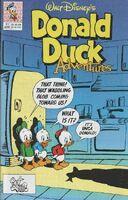 Donald Duck Adventures Disney Comics 11