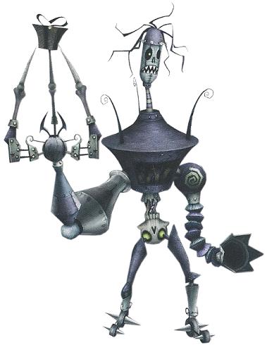 El Experimento (Kingdom Hearts)