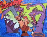 HERCULES-vs-HYDRA-beat-up-plastic-lunchbox-Disney-1997- 1
