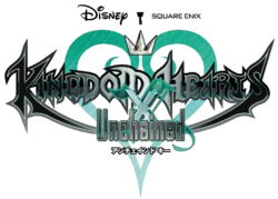 Kingdom Hearts Unchained χ Logo KHUX.png