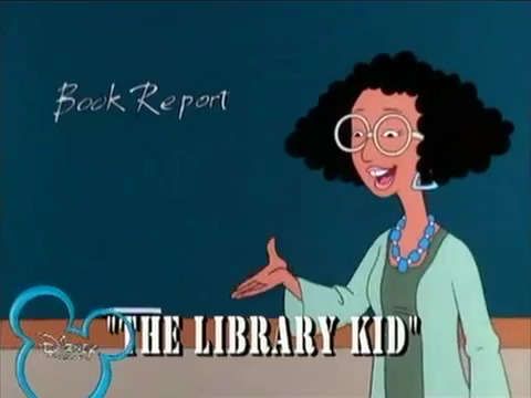 The Library Kid