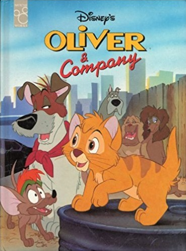 Oliver and Company (Classic Storybook)