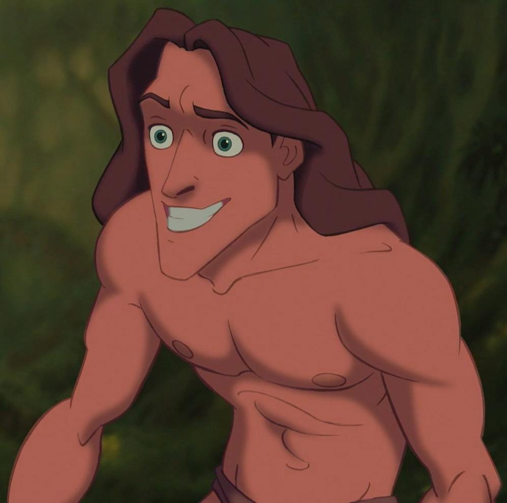 Tarzan Disney Wiki Fandom