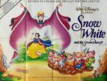 Snow white uk poster 1994