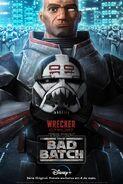 Star Wars - The Bad Batch - Pôster de Personagem - 05