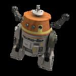 Star Wars Rebels Chopper (Roblox item)