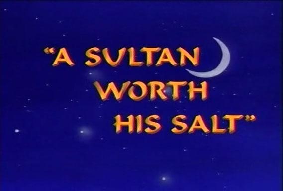 A Sultan Worth His Salt/Gallery