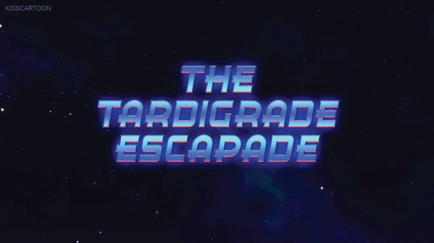 The Tardigrade Escapade