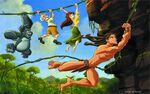 The Legend of Tarzan wallpaper