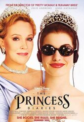 The Princess Diaries Theatrical Poster
