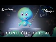 22 Contra a Terra - Clipe Oficial Dublado - Disney+
