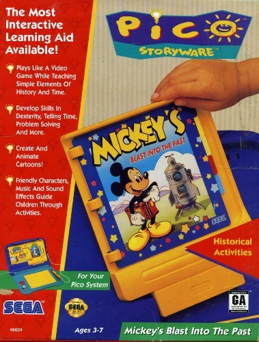 Mickey's Blast into the Past