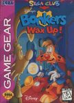 Bonkers Wax Up! cover