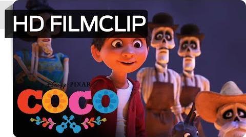 COCO - Filmclip Das Land der Toten Disney•Pixar HD