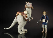 Han Solo with Tauntaun - Black Series