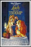 Lady And Tramp Poster