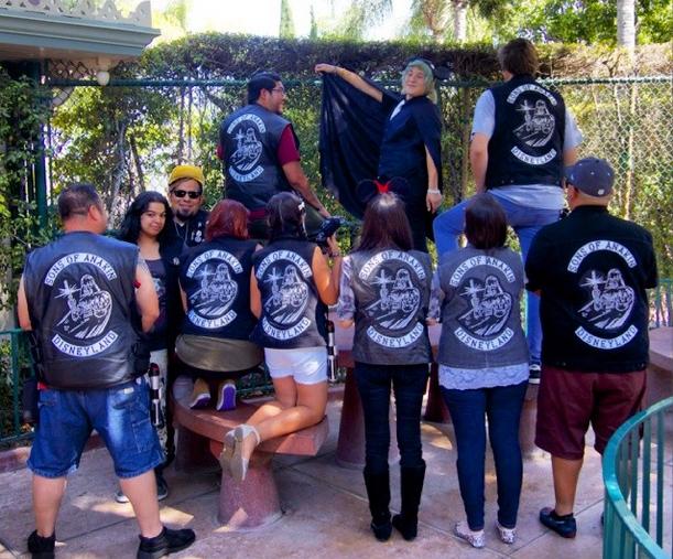 Disneyland Social Clubs