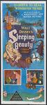 Sleeping beauty australian poster original