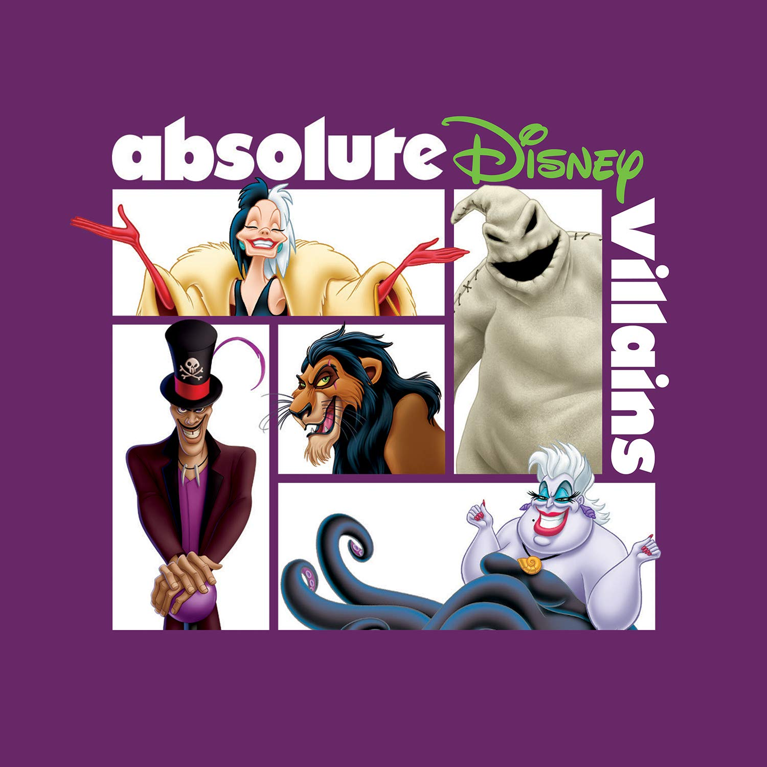 Absolute Disney: Villains