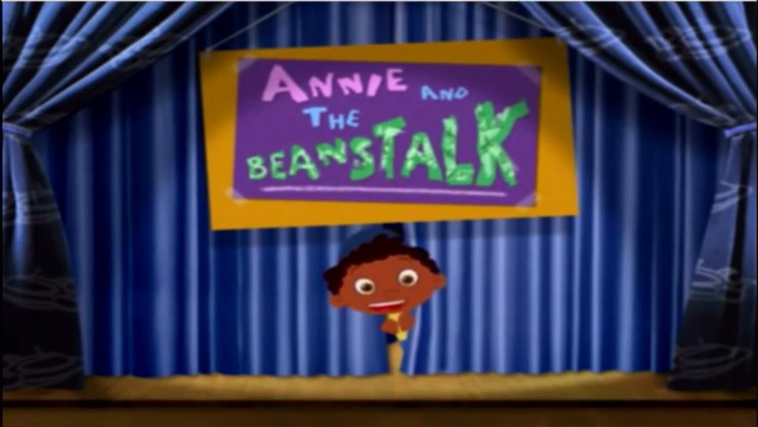 Annie and the Beanstalk