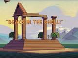 Beaks in the Shell!