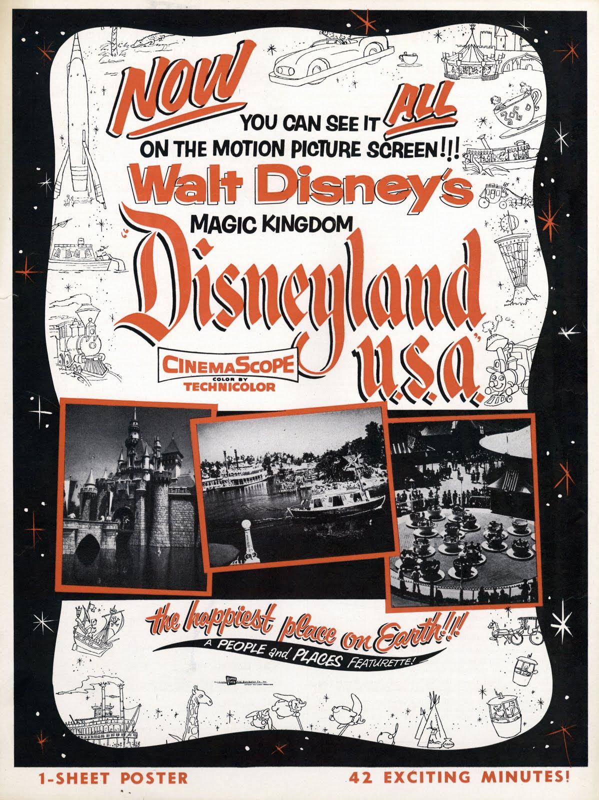 Disneyland, U.S.A.