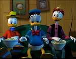Donald Gladstone & Gyro watch report