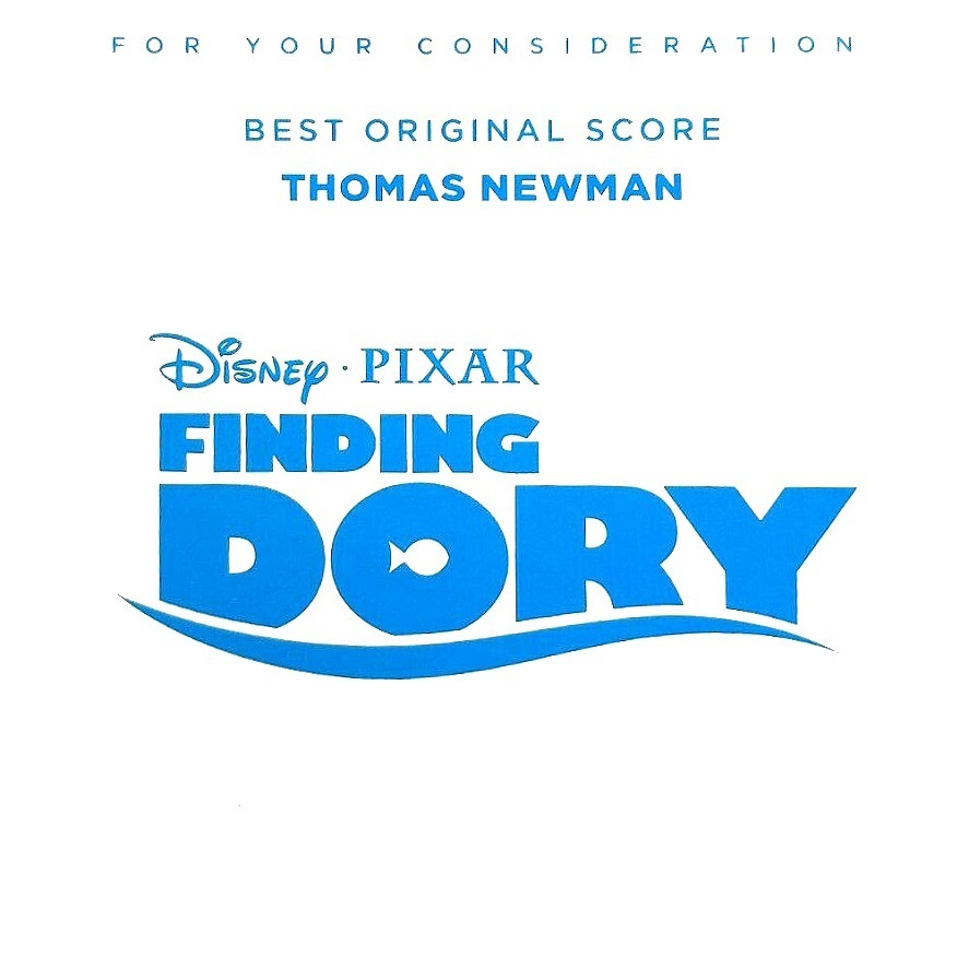 Finding Dory (For Your Consideration Promo)
