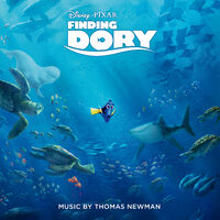 Finding Dory Soundtrack Cover-0