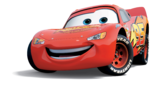Lighting McQueen character