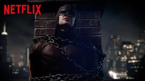 Marvel's Daredevil - Character Artwork - Daredevil - Netflix HD