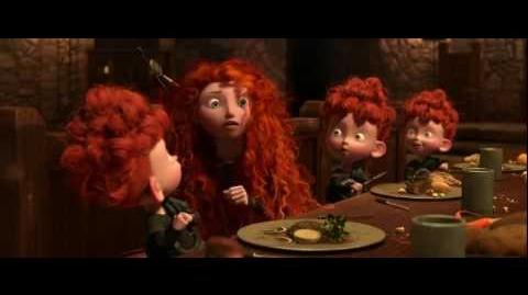 Merida Legende der Highlands Trailer 1 D (2012) Disney PIXAR