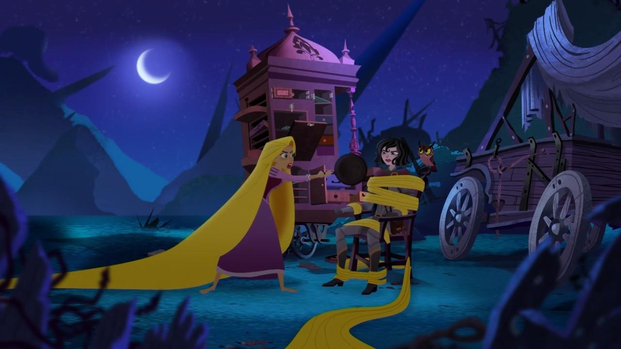 Rapunzel: Primeiro Dia