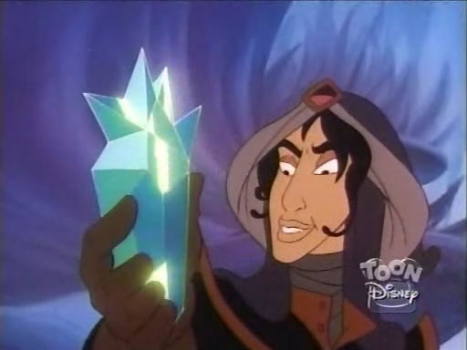 Crystal of Ix