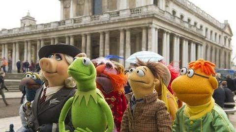 THE MUPPETS MOST WANTED - OFFICIËLE TRAILER NL