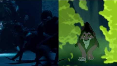 The Lion King Visualizing A Villain