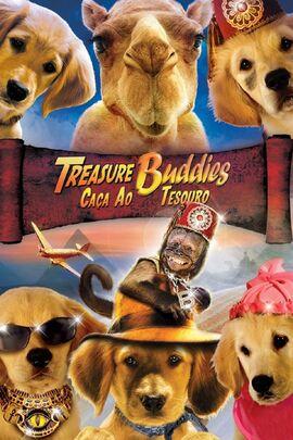 Treasure Buddies - Caça ao Tesouro - Pôster Nacional.jpg