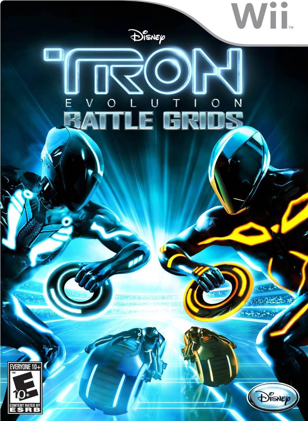Tron: Evolution - Battle Grids