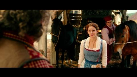 """Belle"" Clip - Disney's Beauty and the Beast"