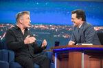 Alec Baldwin visits Stephen Colbert