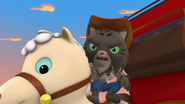 Angry Wildcat McGraw